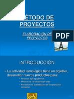 TEMA 2. Metodo de Proyectos