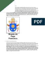 Entenda o brasão do Papa Francisco