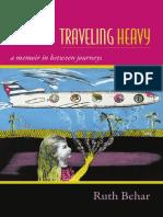 Traveling Heavy by Ruth Behar