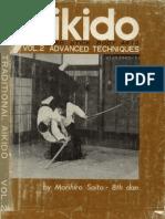 M.saito-Traditional Aikido Vol.2-Advanced Techniques
