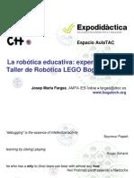 Expodidactica TRL Presentacion