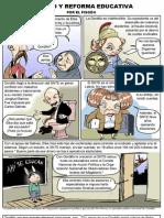 REFORMA EDUCATIVA- EL FISGÓN