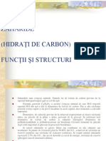 ZAHARIDE, Functii Si RolC2,3,4