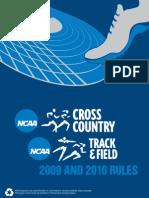 Trackandfield Rules NCAA