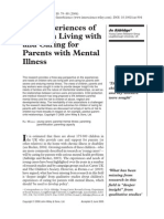 Aldridge(2006) Mentalillness Discussion