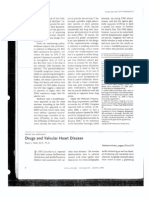Drugs and Valvular Heart Disease