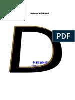 mecanica an 2 facultate