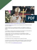 El Papa Francisco