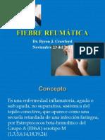 FIEBRE REUMÁTICA presentation