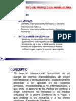 Clase 31-33 Sistemas Humanitarios