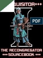 Recongregator Source Inquisitor