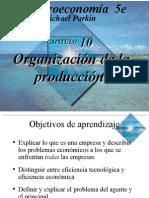 Organizacion de La Produccion Cap 8