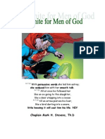 Kryptonite for Men of God