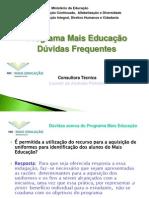 48583078 Slide Mais Educacao