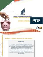 Presenta Cion Costos y Presupuestos 102015