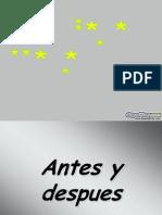 Antes y Despues Diapositivas