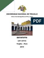 Estatuto Unt 2010