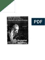 Electronica,Teoria de Circuitos Boylestad Nashelsky