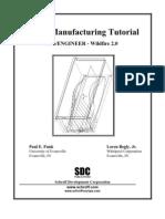 Pro/E manufacturing