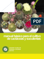 Manual Bsico Para El Cultivo de Cactceas y Suculentas Asycs