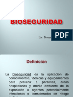 BIOSEGURIDAD EN VACUNACIÓN 2012