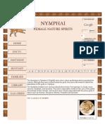 Nympths
