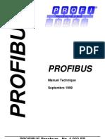 Manuel Technique PROFIBUS