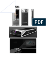 Cellphone Projector