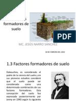 1 3 Factores Formadores de Suelo Narro