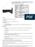Adega 2 Ad1911pt Ad1922pt Manual
