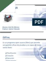 Testing & QA - Herramientas