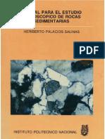 Manual Rocas Sedimentarias