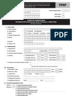 DFIL1301001 Formulir PMP Bidik Misi2013
