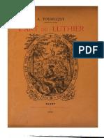 14. L' Art Du Luthier, A. Tolbecque, 1903