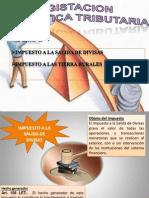 Diapositivas Impuesto a La Salida de Divisas y Tierra Rurales