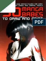 50 Manga Babes to Draw and Paint.pdf