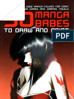50 Manga Babes to Draw and Paint.pdf