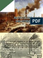 Revolución Industrial del sector textil