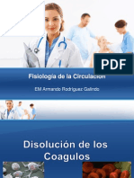 Fisiologia de la Circulación