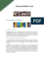 2011-11 DESCUBRIENDO LA ISO 26000 Examen de Responsabilidad Social