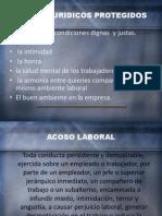 Conferencia Acoso Laboral Ley 1010
