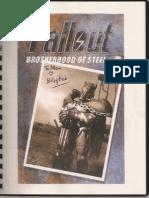 Fallout Brotherhood of Steel 2 Design Document