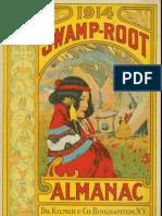 Swamproot Almanac 1914 Cover