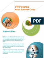 Fit Futures Business Plan