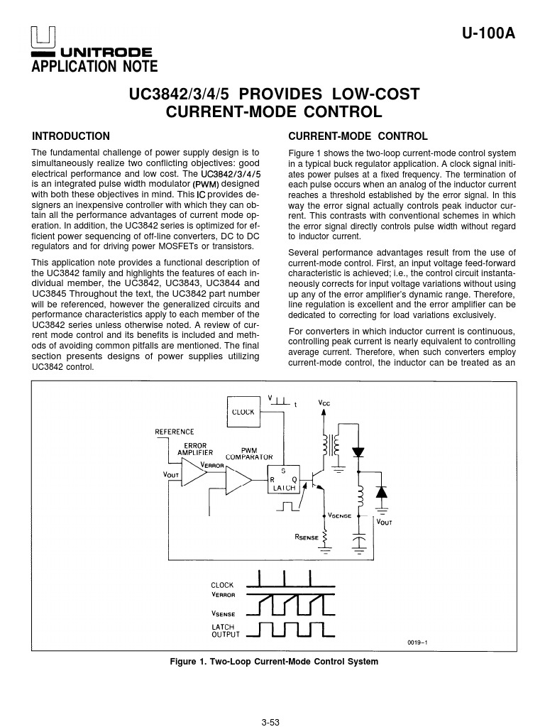AppNote03 uc3842 | Amplifier | Capacitor