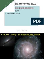 Modul 02 Bumi Dan Tatasuryasigit