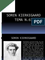 Tema 61 Soren Kierkegaard