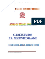 M_G_University CBCSS B_Sc_ Physics Syllabus 2010 Admission