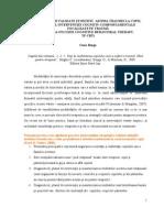 Consiliere Scolara Si Orientare in Cariera - Sarcina de Semestru ID(1)