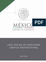 Guia Bxsica de Identidad Grxfica Institucional